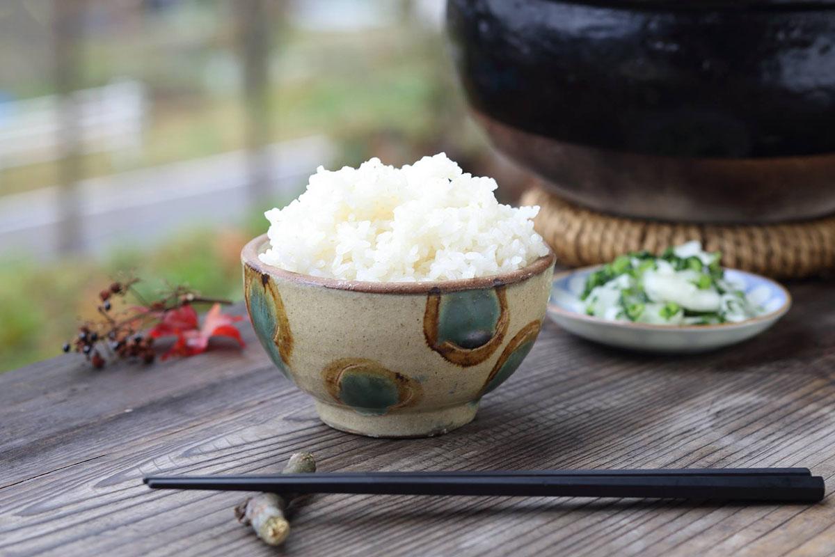 チャントセヤファームのお米